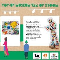 Bekijk details van Pop-up museum van Op Stoom