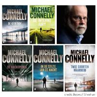 Bekijk details van Het verhaal achter de schrijver: Michael Connelly