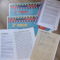 Bekijk details van De winnende verhalen van de Schrijfwedstrijd